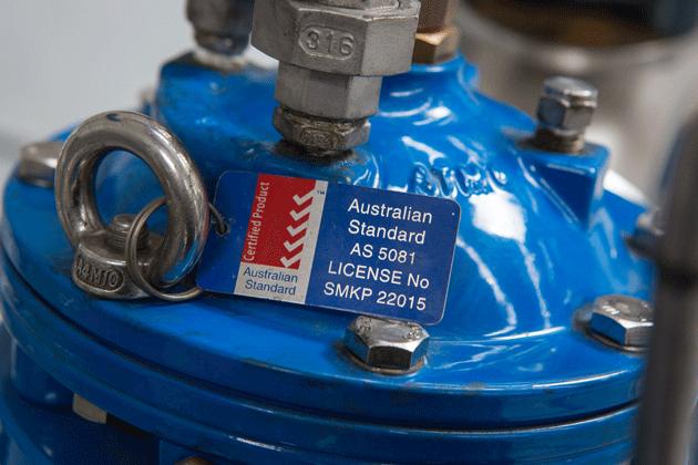 Australian standard licensing
