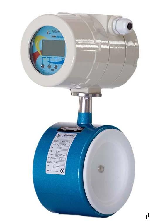 Euromag Magnetic Flow Meter