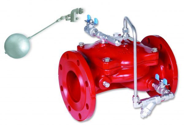 FP 450-60 Infill Level Control Valve with Modulating Horizontal Float