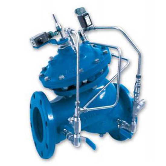 740 – Booster Pump Control Valve, Active Check Valve AS5081 / Watermark