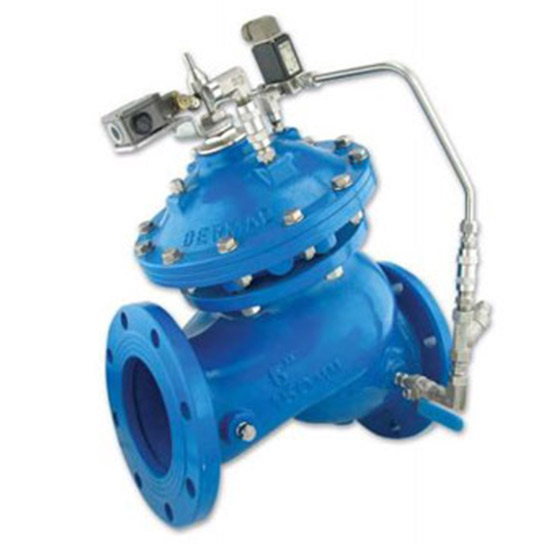 740Q – Booster Pump Control Valve, Quick Active Check Valve AS5081 / Watermark