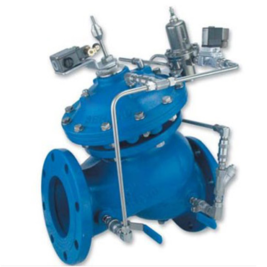 743 – Booster Pump Control & Pressure Sustaining Valve AS5081 / Watermark