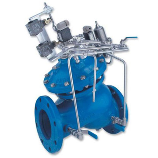 748 – Pump Circulation,  Pressure Sustaining Control Valve AS5081 / Watermark