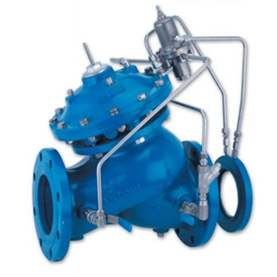 WW770-U – Flow Control Valve AS5081 / WaterMark