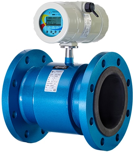 Euromag Magnetic Flow Meter (NMI Pattern Approved)