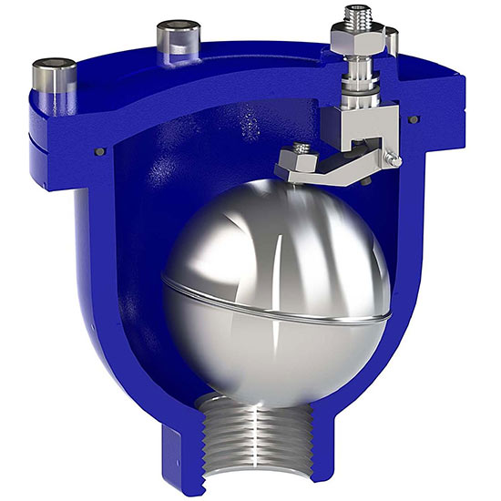 Ventolo Automatic Orifice Air Release Valve