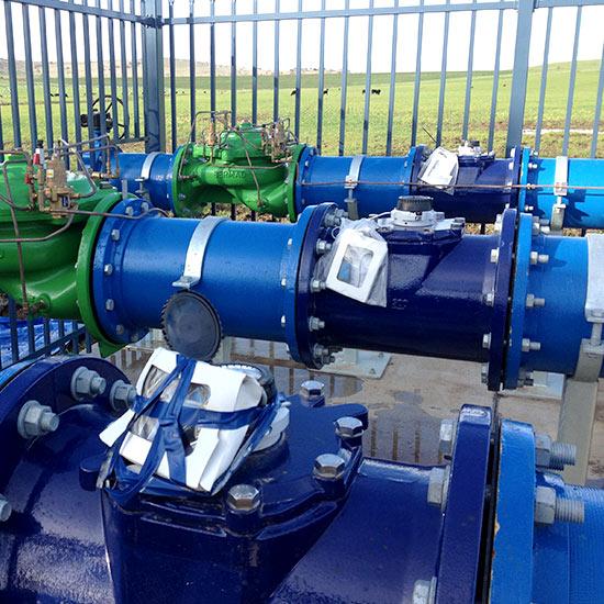 WP-Dynamic Turbine Water Meter