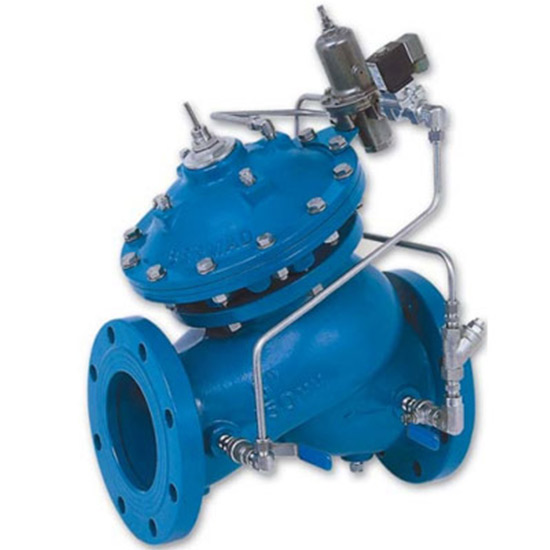 WW730-55 – Pressure Relief/Sustaining Valve with Solenoid Control AS5081 / WaterMark