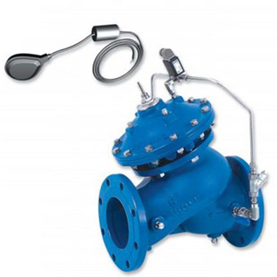 WW750-65 – Level Control Valve with Bi-Level Electric Float AS5081 , WaterMark
