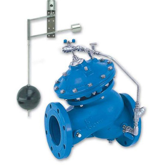 WW750-67 – Level Control Valve with Modulating Vertical Float AS5081 , WaterMark