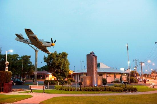 Aeroplane over Griffith