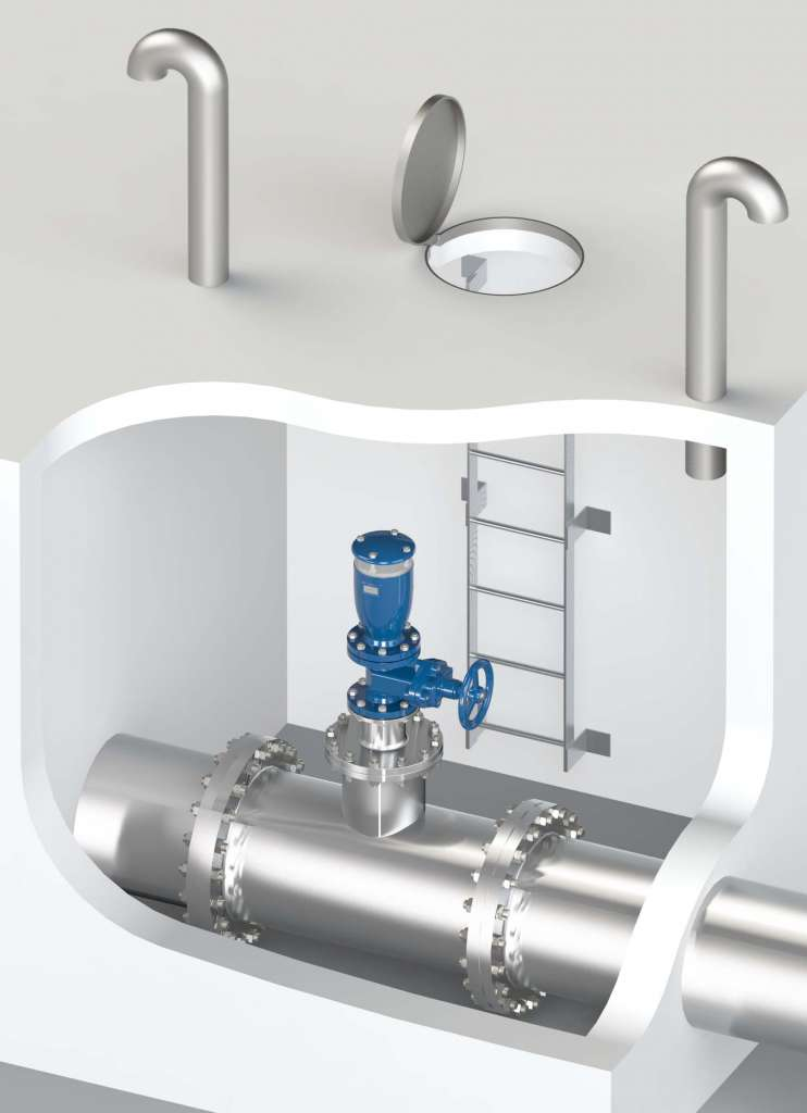 Engineering assistance using CSA air valves , sizing, location, design style