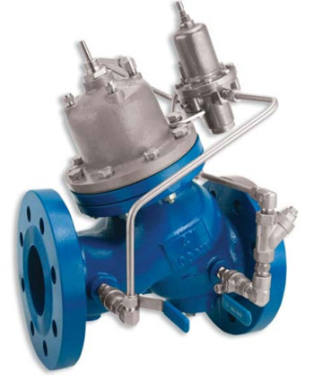 WW820 – High Pressure, Pressure Reducing Valve