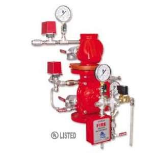 400E Double-Interlock Preaction Electric-Electric Release System