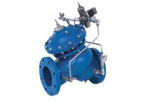 720-55 – Pressure Reducing Valve with Solenoid Control