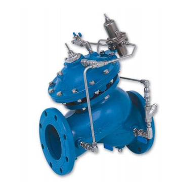 WW720-20 – Pressure Reducing Valve with Check Feature AS5081 / WaterMark