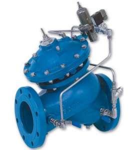 730-55 – Pressure Relief/Sustaining Valve with Solenoid Control