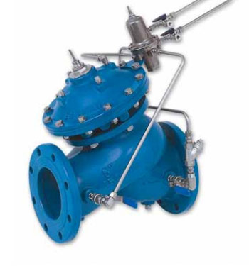 WW736 – Differential Pressure Sustaining Valve AS5081 / WaterMark