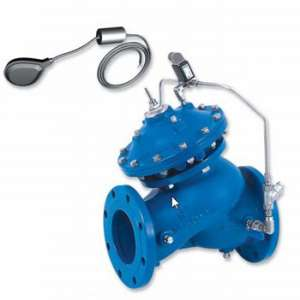 750-65 – Level Control Valve with Bi-Level Electric Float
