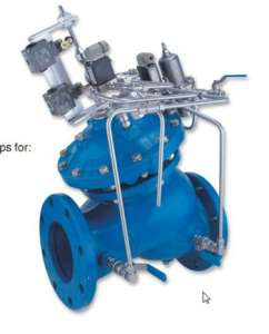 748 – Pump Circulation and Pressure Sustaining Control Valve, Pump Check Valve Enhancer