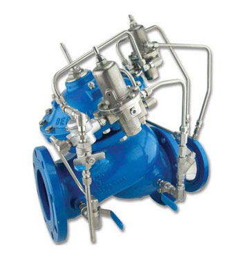 792-U – Burst Control and Pressure Reducing Valve
