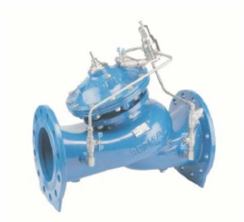 WW720-4T – Dynamic Pressure-Reducing Control Valve AS5081 / WaterMark
