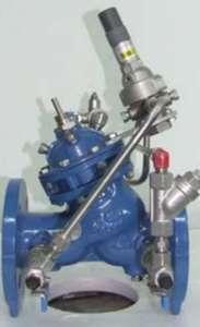 ETI Motor for Bermad Motorized Pilot