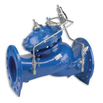 WW720 -ES Pressure Reducing Valve  AS5081 , WaterMark