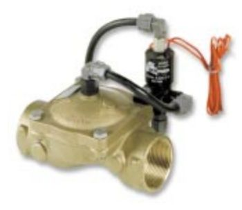 Irrigation 400 Series Bronze Hydraulic Control Valves