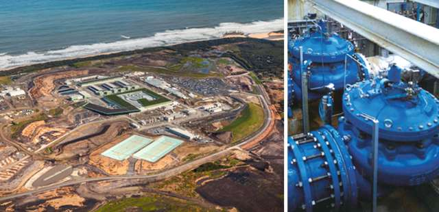 Melbourne Desalination Pipeline