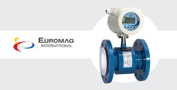 Introducing Euromag mag flow meters