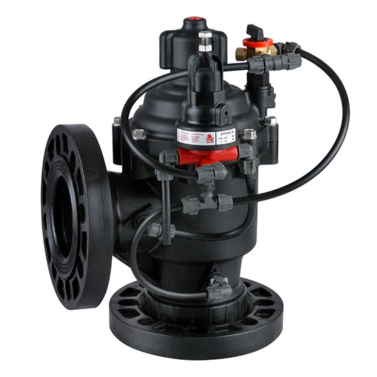 Irrigation 100 Series High Performance Plastic Hydraulic Control Valves