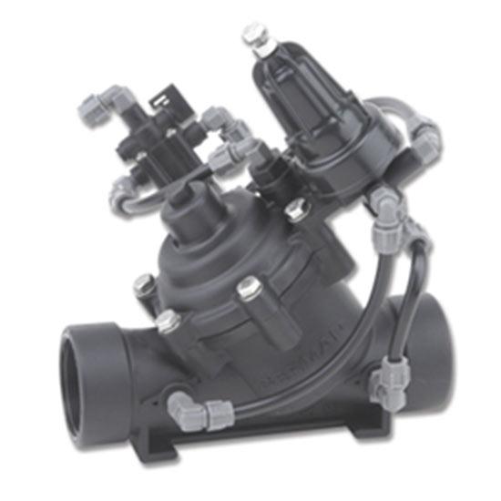 Irrigation 100 Series High Performance Plastic Hydraulic Control Valves