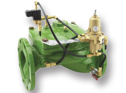 Pressure Reducing Valve with Solenoid IR-420-55-X