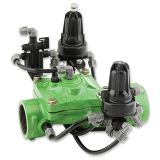 Flow Control and Pressure Reducing Valve IR-472-54-bKU