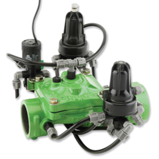 Flow Control and Pressure Reducing Valve IR-472-55-bKU