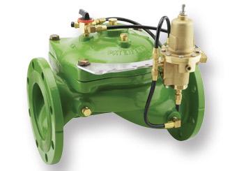 Pressure Sustaining Valve IR-430-XZ