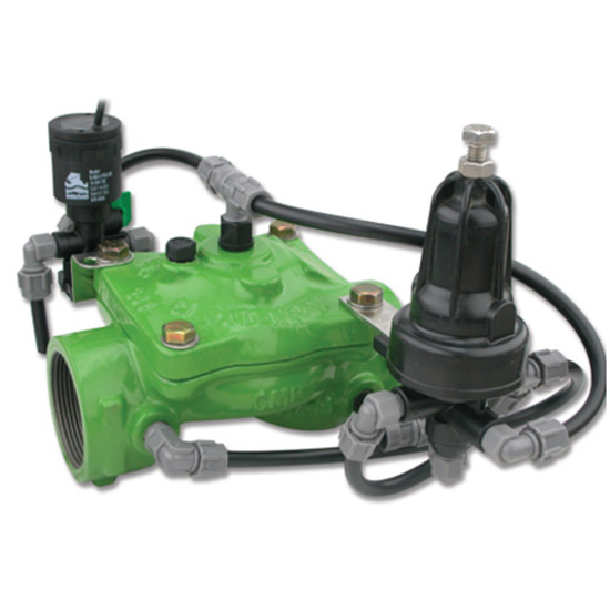 Pressure Reducing Valve with Solenoid IR-420-55-BK (for tape)