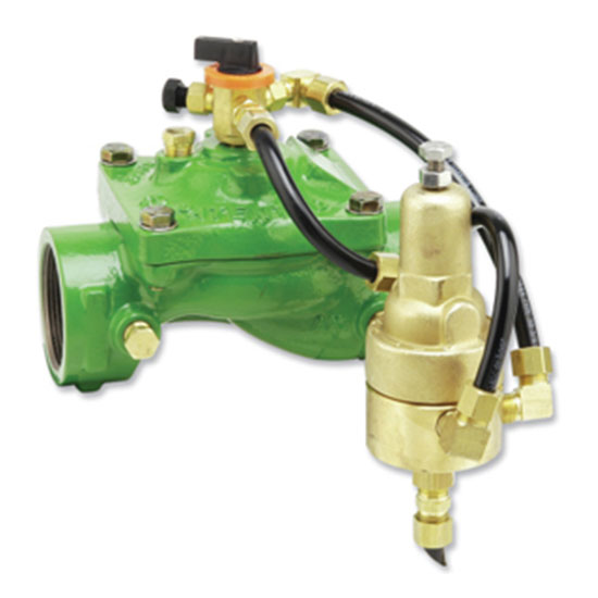 Pressure Sustaining Valve IR-430-RXZ (40-100mm)