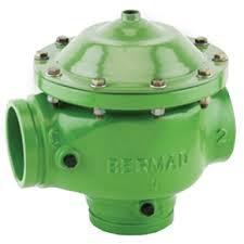 350-A-4 x 4 x 3 CI back wash valve single chamber