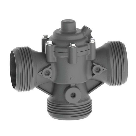 Irrigation 105-T  field valve two directional