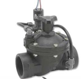 Irrigation IR-210-3W Solenoid valve (20-50mm)