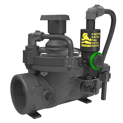 Irrigation IR-210-3W-X,   3 way Solenoid valve