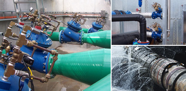 How To Stop Water Hammer In Your Pipe Network Bermad