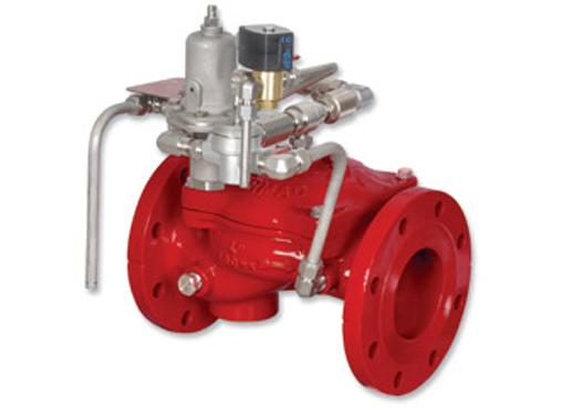 FP 400E-3DC Electric Pressure Control On- Off Deluge valve