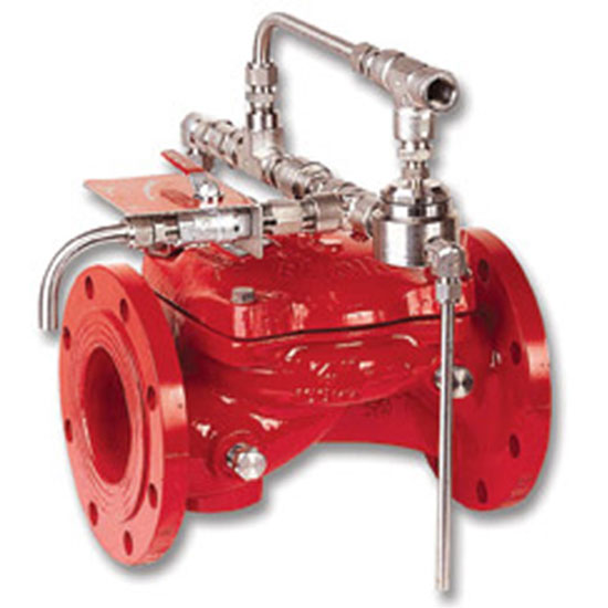 FP 400E-5D Hydraulically Controlled On-Off Deluge Valve
