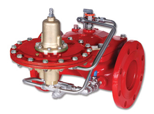 FP 450-80 Level Control Valve with altitude pilot
