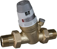 Caleffi Brass Direct Acting Pressure Reduction Valves WATERMARK approved