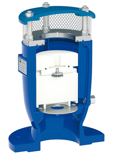 Lynx RFP Rapid Filling Preventer with mesh