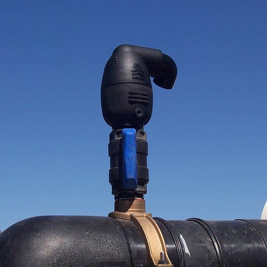 Waterworks PN16 Air Release Valve Combination WW-C30